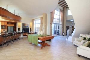 African Oceans Villa interior 2