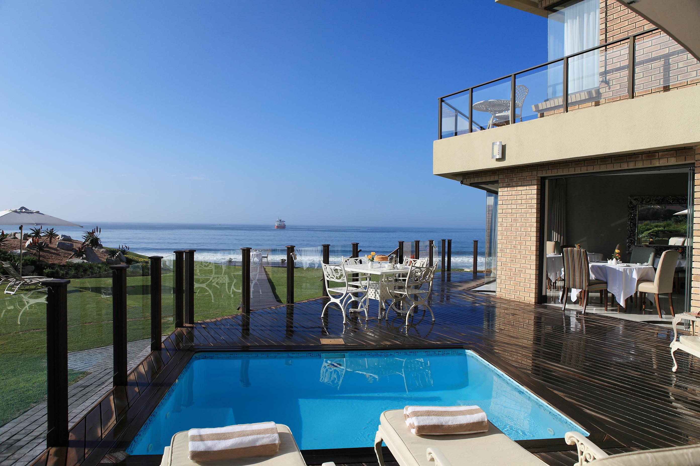 african oceans mossel bay deck view