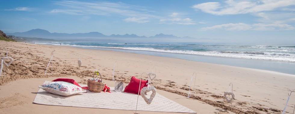 Beach Picnic African Oceans