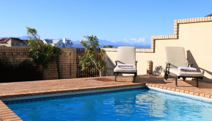 African Oceans Villa Mossel Bay Accommodation