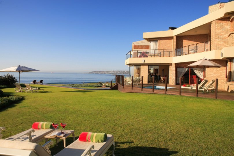 African Oceans Manor Mossel Bay Accommodation