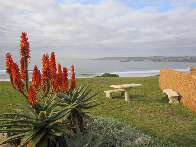 African Oceans Manor Mossel Bay View Outside