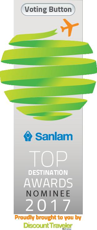 Sanlam Top Destination Awards 2017 Voting Button